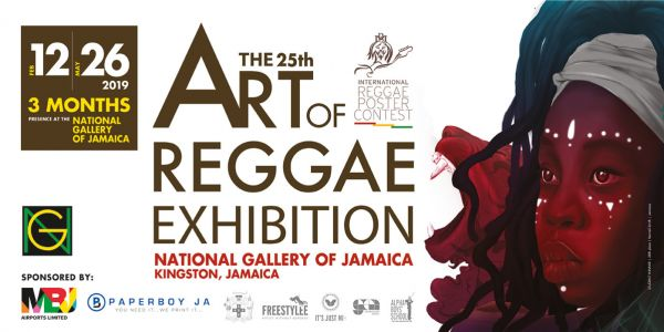 Concours international d'affiches Reggae