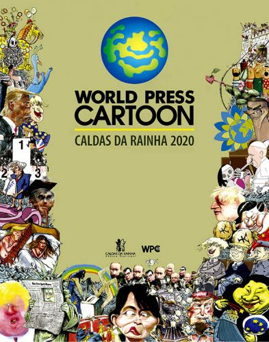 Résultats du 15e concours World Press Cartoon
