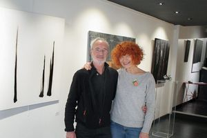L'Isle-Jourdain. Deux artistes à la galerie Save the Arts