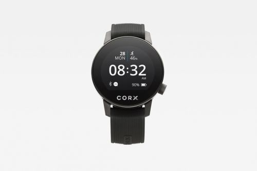 Corx, la smartwatch healthy de Ponti Design Studio