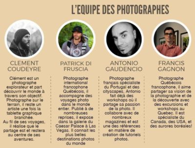 Worldway Photo, l'agence qui propose des voyages photo
