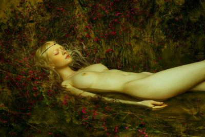 Motherland Chronicles:  les portraits picturaux de Jingna Zhang