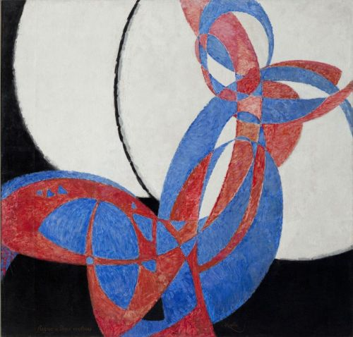 Kupka au Grand Palais - Mythe traditionnel du pionnier abstrait