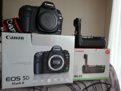 Vends CANON 5D Mark II