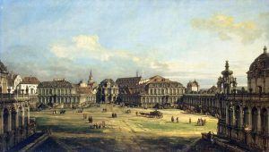 Appel à communications:  Augustus the Strong's Dresden Residence in a European Context