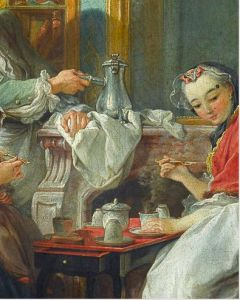 Appel à contribution:  Re-Thinking Ceramics in the 18th Century, French Porcelain Society Journal, Volume IX