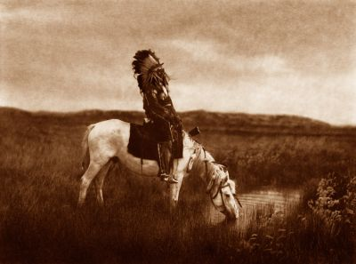 The North American Indian, ou l'oeuvre monumentale du photographe Edward S. Curtis