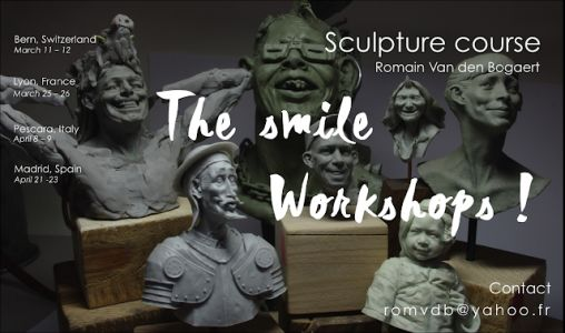 THE SMILE WORKSHOPS TOUR !