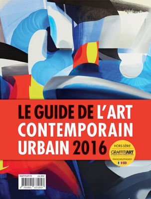 Le Guide de l'art contemporain urbain 2016