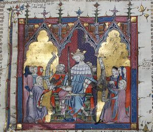 Colloque:  « The Illuminated Legal Manuscript from the Middle Ages to the Digital Age »