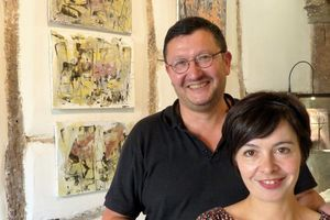 Montcuq. Figuration et abstraction au Lion d'or