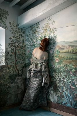 The Woman Who Never Existed, une série photo signée Anja Niemi