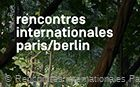 Rencontres internationales Paris / Berlin (2021)