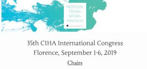 Appel à communications:  CIHA Motion - Transformation