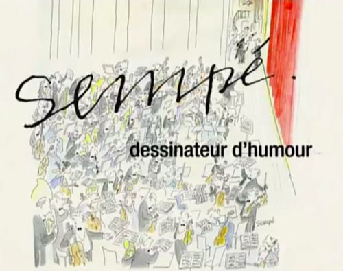 Sempé, dessinateur d'humour - Documentaire complet
