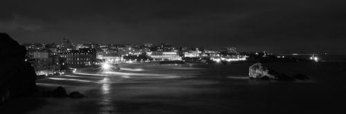 Biarritz by night & light