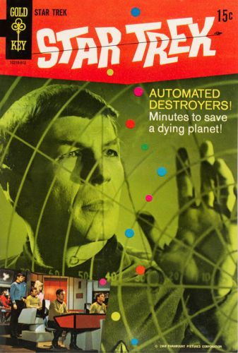 Star Trek No 03 - Gold Key, 1968