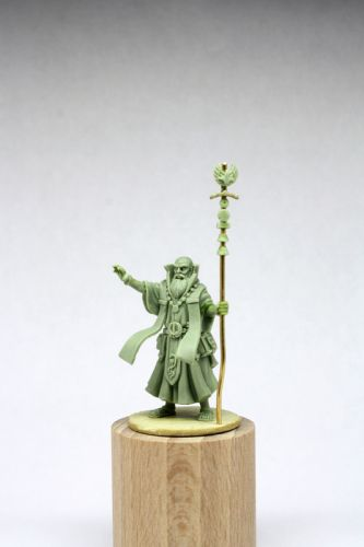 Priest and Wood Elves