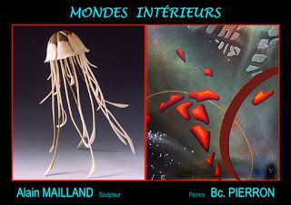 Exposition PIERRON / MAILLAND