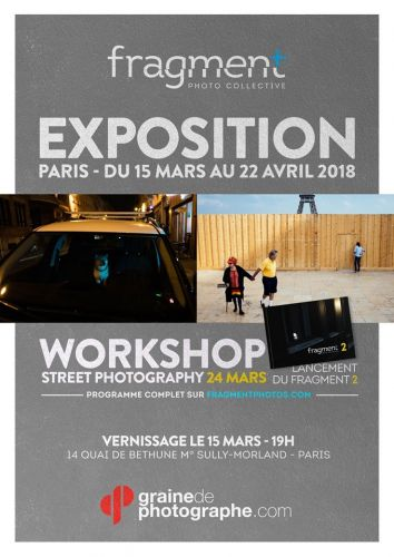 Exposition - Street photography avec le collectif Fragment