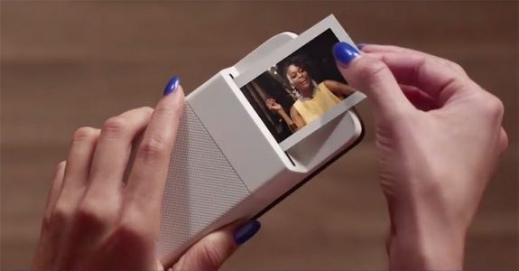 Polaroid Insta-Share Printer:  le Moto Mod qui imprime vos photos