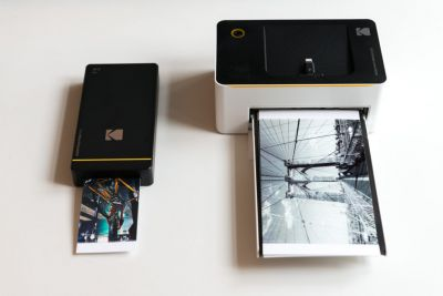 Test des imprimantes photo Kodak Photo Printer Mini et Kodak Photo Printer Dock