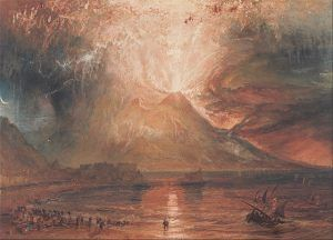 Appel à communication:  «Natural Disaster and the Bay of Naples: Artistic Encounters and Transformations»