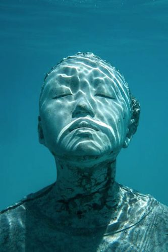 Jason deCaires Taylor - Sculptures sous-marines