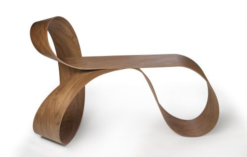 Pierre Renart , Console {Möebius}, collection {Ruban}, France, 2019