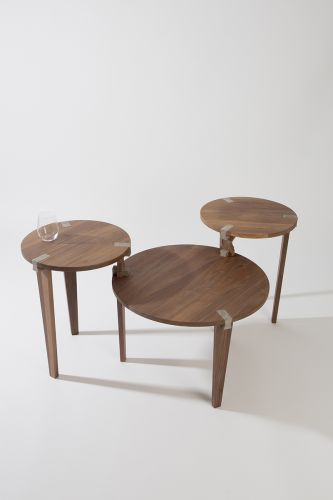 Les collections Modular Table 1 & 2 signées Olivier Vitry