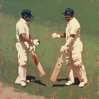 TEAM INDIA - 7 - V Kohli & C Pujara