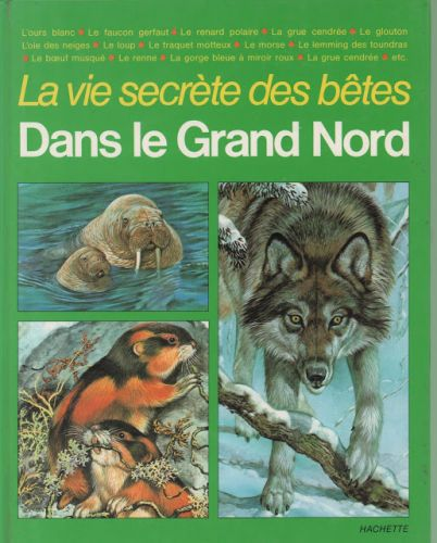 Animaux du Grand Nord