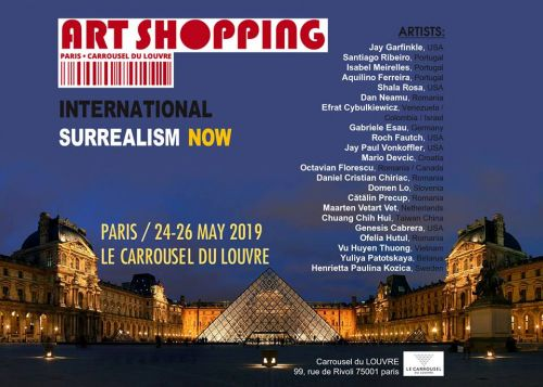 Exposition internationale Surréalisme Now à Paris
