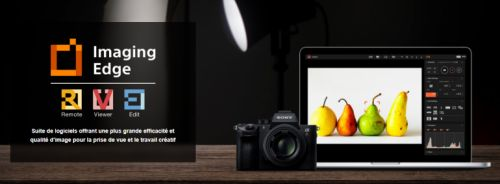 Sony Imaging Edge:  la suite logicielle photo gratuite de Sony