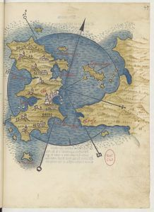 Appel à communications:  «Representing Islands and Water in Early Modern Cartography»