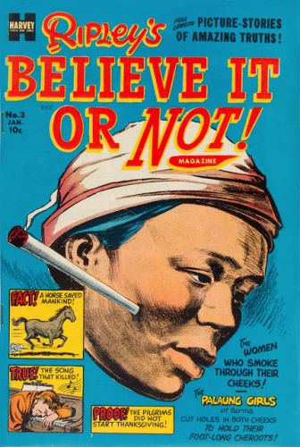 Ripley's Believe It or Not! No 03 - Harvey, 1954
