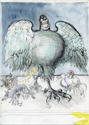 The Ronald Searle Archive