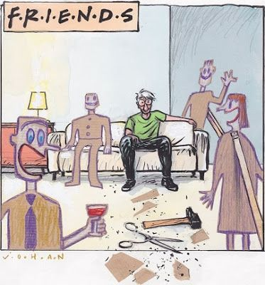 I'll be there for youuuuu
