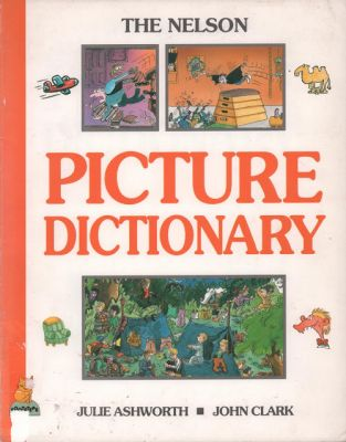 Ashworth, Clark, Picture Dictionary (1993)