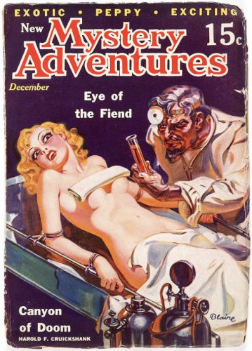 New Mystery Adventures - Pierre Publications 1935/12