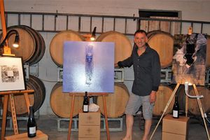 Magrie. Open Caves au domaine Le Moulin d'Alon