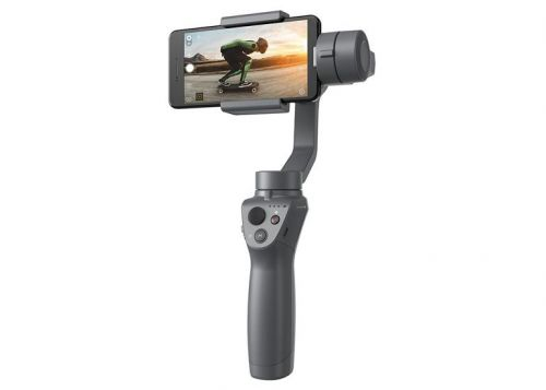 DJI Osmo Mobile 2:  plus performant et moins cher