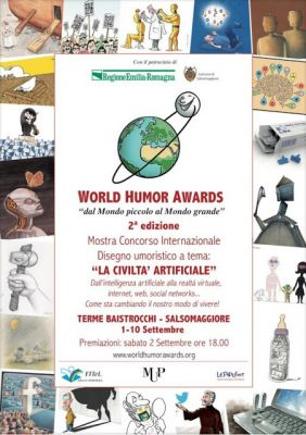 Les lauréats de la 2e édition de World Humor Awards
