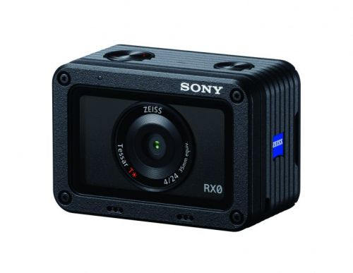 Sony RX0:  mi compact expert, mi action cam pro
