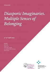 Colloque:  « Diasporic Imaginaries. Multiple Senses of Belonging »