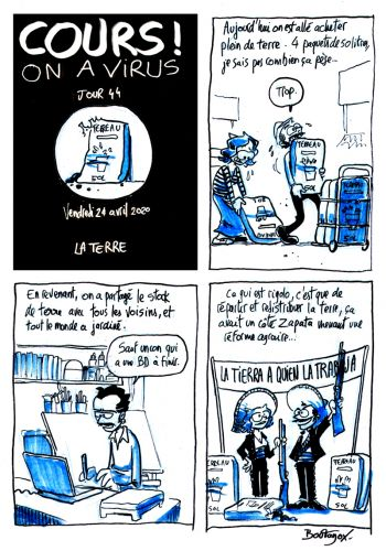Cours ! On a virus - Jour 44