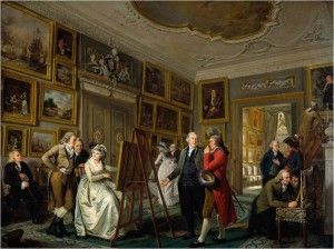 Appel à communication:  «Networks and Practices of Connoisseurship in the Global Eighteenth Century»