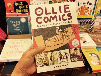 Where to find The Ollie Comics in Singapore