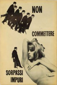 Appel à contribution:  International Symposium « Eroticism, Poetic Concretism, and Visuality (1960-1970) »