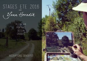 STAGES ETE 2016 INSCRIPTIONS